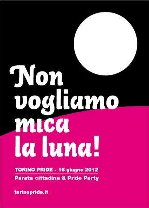 Manifesto del Torino Pride 2012